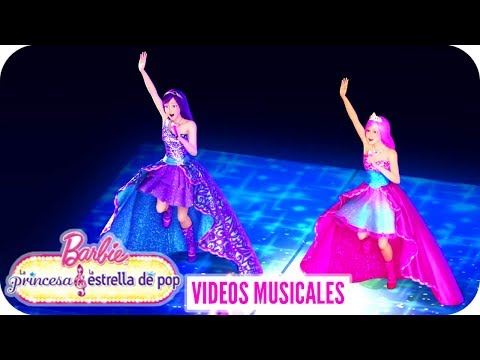 Ahora Soy (Versión Tori y Keira) | Video Musical | Barbie™ La Princesa y La Estrella de Pop