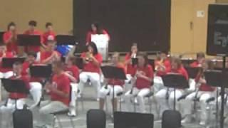 IKE Band Fall Concert-Advance Guard