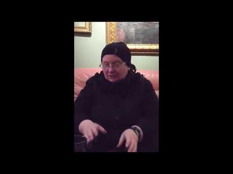 Люся Воронова. Мини-интервью 2017 года.