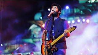 Arijit Singh Live Muskurane Ki Wajah Tum Ho In LONDON 2017