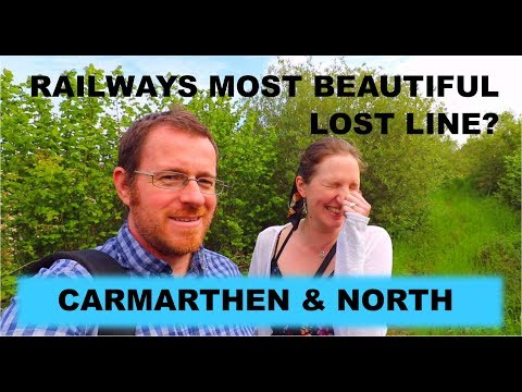 A beautiful Abandoned Line. Carmarthen to Lampeter - EDS 15