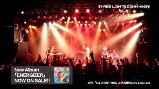 "THREE LIGHTS DOWN KINGS 『Live Rehearsal""BoomOVER@studio SPLASH""』"