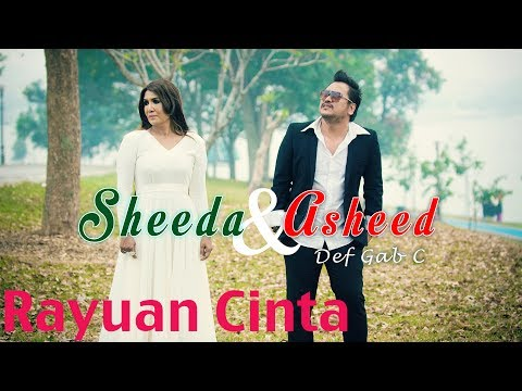 Asheed Def Gab C & Sheeda - Rayuan Cinta  (Official Music Video 720 HD) Lirik
