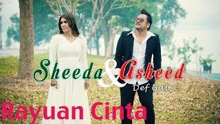 Video Asheed Def Gab C & Sheeda - Rayuan Cinta  (Official Music Video 720 HD) Lirik download MP3, 3GP, MP4, WEBM, AVI, FLV Agustus 2018