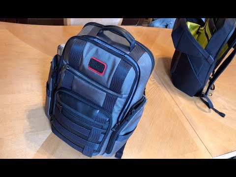 Tumi Sheppard Deluxe Brief Pack - First Impressions [2019]