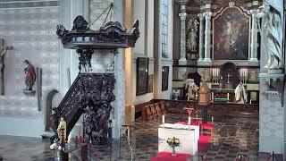 Marktmis vrijdag 24 september, aansluitend Uitstelling en aanbidding, St.-Elisabethkerk Grave