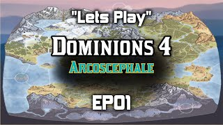 Lets Play | Dominions 4 | EP01