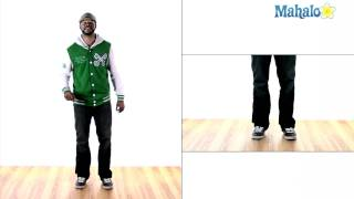 Learn Hip Hop Dance: Spongebob