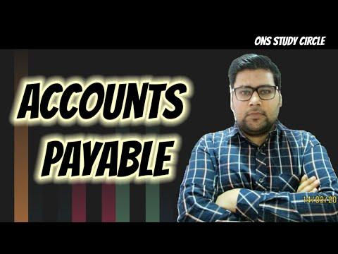 Accounts Payable | What Is Accounts Payable