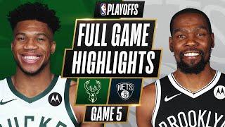 Game Recap: Nets 114, Bucks 108