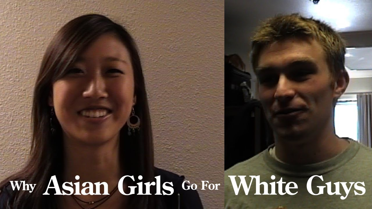 WHITE GIRL DATING AN ASIAN MAN! My Experience - YouTube