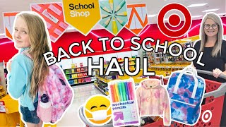 TARGET BACK TO SCHOOL SHOPPING 2020 // TARGET BACK TO SCHOOL HAUL // TARGET SHOP WITH ME