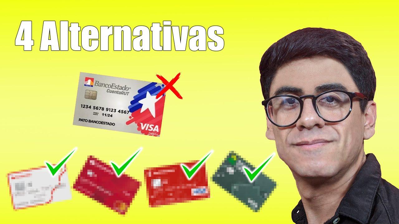 🤔 4 Alternativas a la Cuenta Rut Visa 🧐