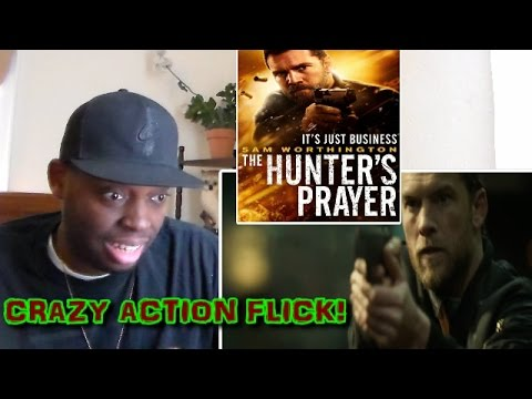Thumbnail: The Hunter's Prayer Trailer #1 REACTION!!!