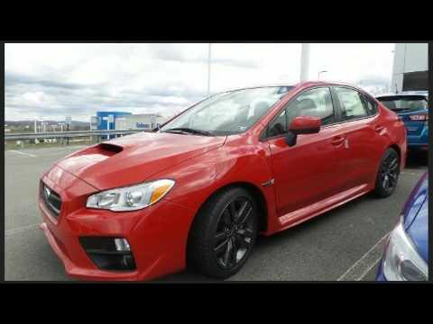 2017 Subaru WRX Premium in Indiana, PA 15701 - YouTube