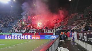 FC Luzern - FC Basel 1:2 | Stimmung beim Spiel