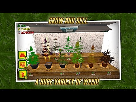 Weed Shop The Game For IOS & Android