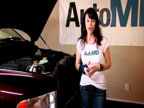 Auto Repair How To Replace The Transmission Mount Youtube