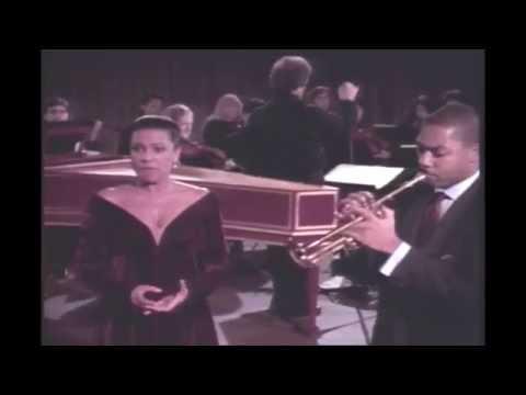 Kathleen Battle & Wynton Marsalis, 'Let the Bright Seraphim' (G. F. Haendel)