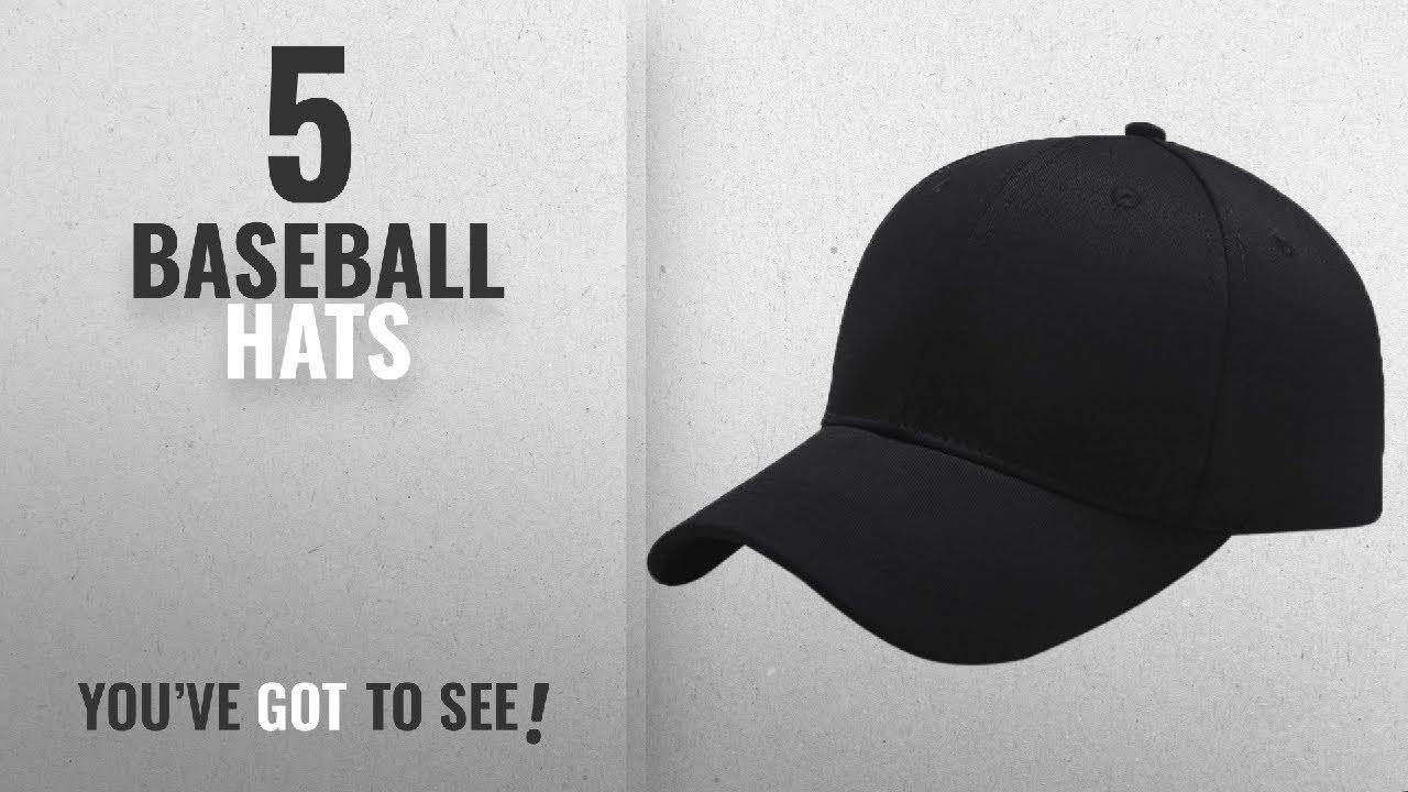 58b6a4c3484 Top 10 Baseball Hats  2018   Yidarton Baseball Cap Polo Style ...