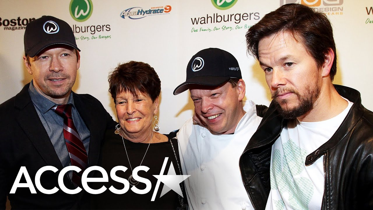 Alma Wahlberg, mother of actors Donnie and Mark Wahlberg, dies ...