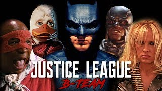connectYoutube - Justice League: The B Team