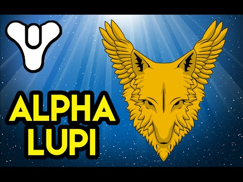 Destiny Lore Alpha Lupi (Crest Of Alpha Lupi And Dreams Of Alpha Lupi) | Myelin Games