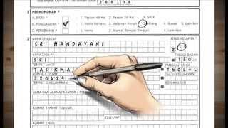 Download Petunjuk / Cara Pengisian Formulir Paspor dan Surat Pernyataan Permohon Mp3 and Videos
