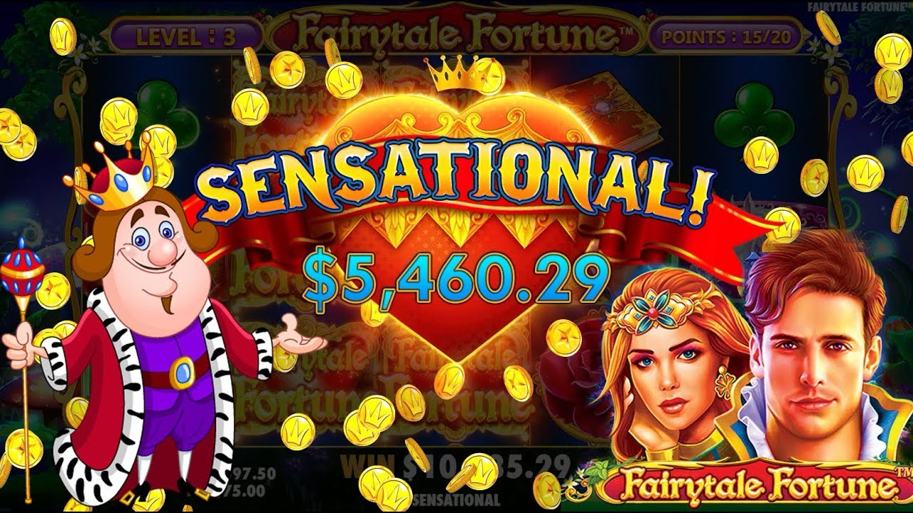 Fairytale Fortune Slot Machine