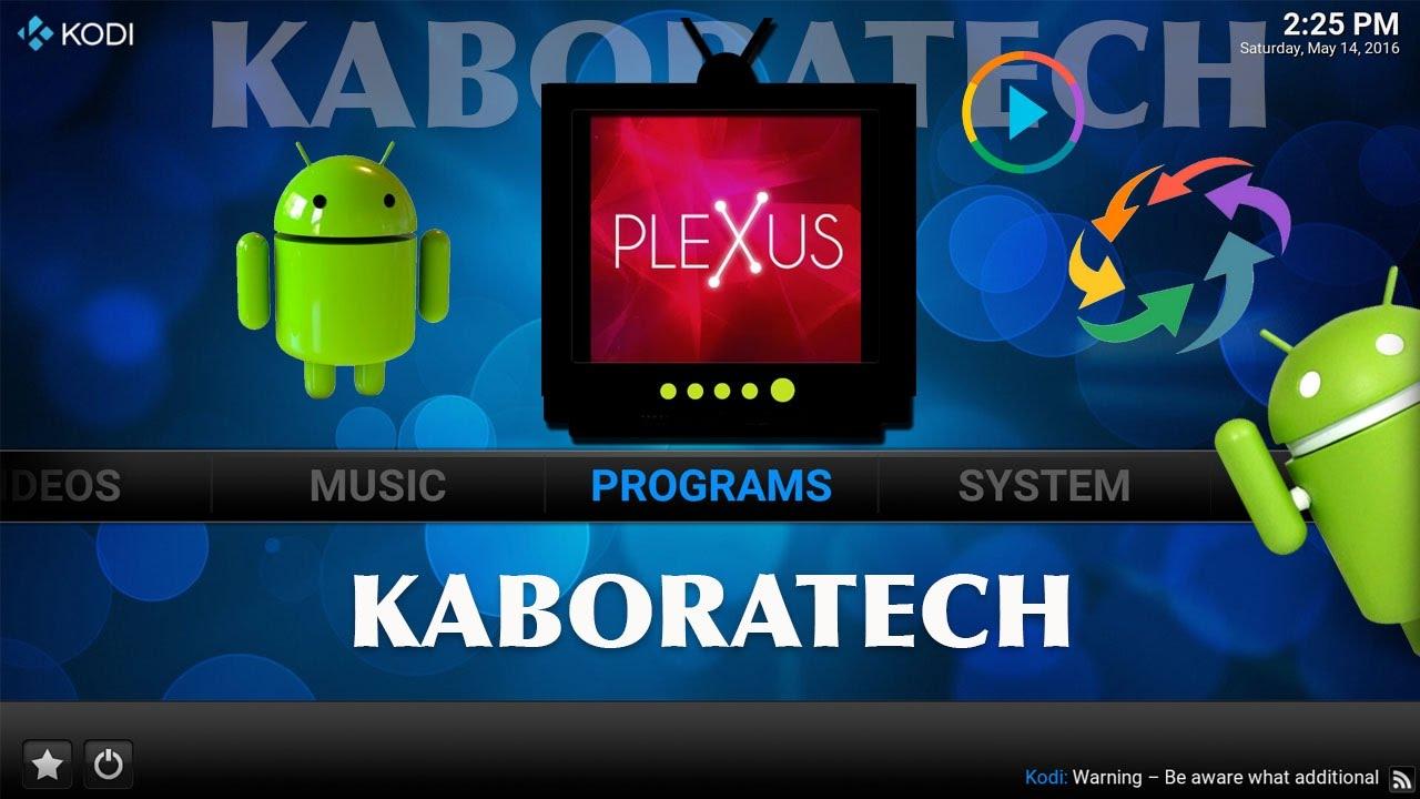 Plexus Acestream Kodi