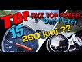 TOP 15 YAMAHA RXZ TOP SPEED LOCK THROTTLE