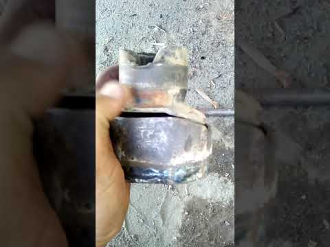 Замена сайлентблока задней балки джили мк своими руками
