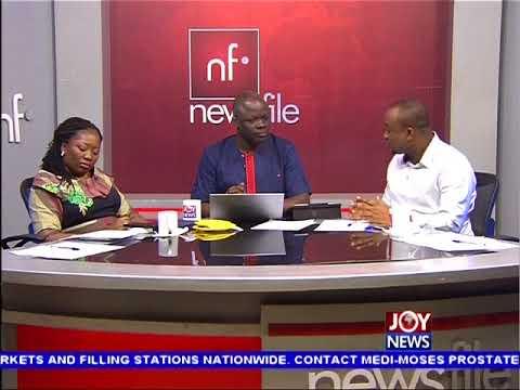 Sierra Leone Mudslides - Newsfile on Joy News (18-8-17)