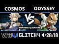 Glitch 4 - Cosmos (Corrin) Vs. Odyssey (Fox) - Wii U Singles Winners Quarters