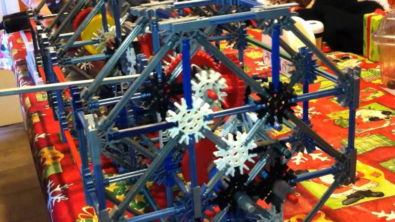 First ever knex automatic transmission youtube malvernweather Images