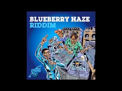 Blueberry riddim Mix2016