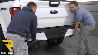 How to Remove Ford F-150 Factory Rear Bumper