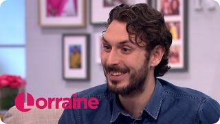 Blake Harrison Talks Dad's Army And No More Inbetweeners | Lorraine