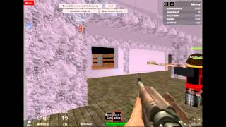 call of roblox waw nazi zombies part 1 (sorry for lag)