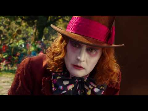 ALICE THROUGH THE LOOKING GLASS | Tea & Time Clip | Official Disney UK