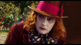 Alice Through The Looking Glass - Tea & Time Clip - Official Disney | HD