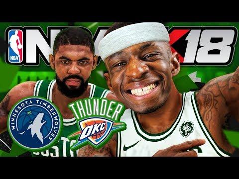"#23 ""ROOKIE OF THE YEAR??!"" TBJZLPlays NBA 2K18 MyCareer"