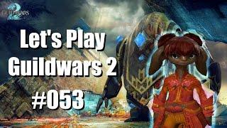 Guild Wars 2 - #053 - Planlos in den Katakomben von Ascalon (Story) | Let