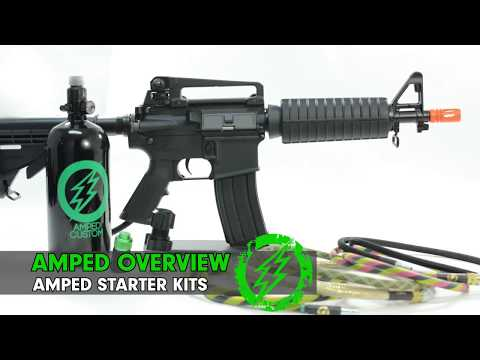 Amped Overview - Amped HPA Starter Kits
