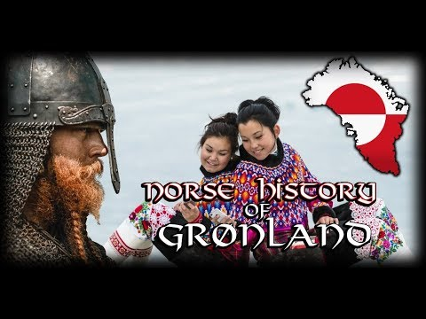 What Happened to the Norse Viking Settlers in Ancient Greenland? History of Scandinavia and Grønland