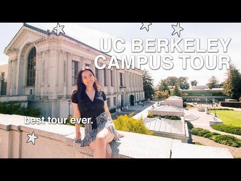 UC Berkeley Tour | College Campus Tour | UC Berkeley