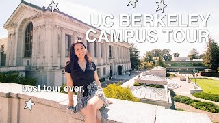 UC Berkeley Tour | College Campus Tour | UC Berkeley