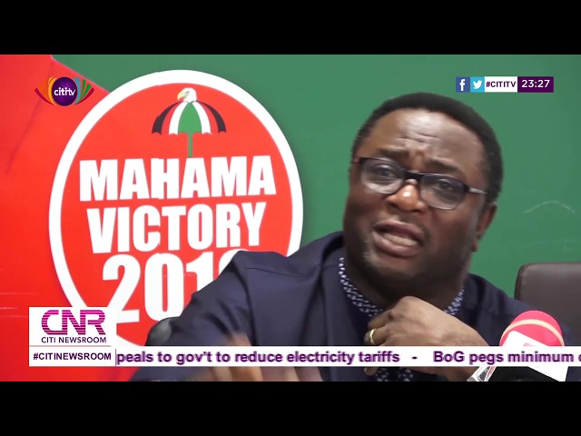 25,000 Ghanaians to be disenfranchised by EC's voter exhibition - opposition NDC alleges