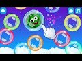 Bubble Shooter games for kids! Bubbles for babies!