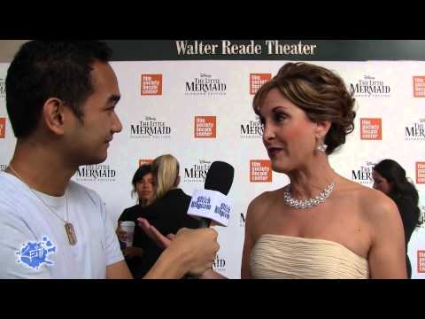 Interview with Jodi Benson, Ron Clements, and Samuel Wright for the Little Mermaid